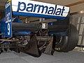 Ligier JS43 diffuser Honda Collection Hall.jpg