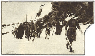 <i>Charles XII</i> (film) 1925 film by John W. Brunius