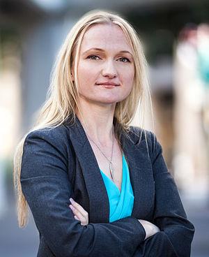 Lila Tretikov - Tretikov in 2014