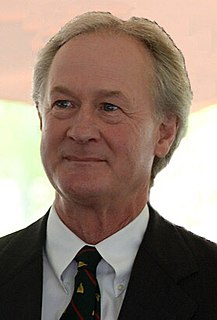 Lincoln Chafee American politician from Rhode Island