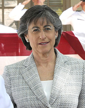 United States Senate election in Hawaii, 2012 - Image: Linda Lingle in March 2010