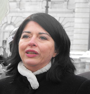 Line Beauchamp Canadian politician
