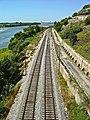 Linha do Norte close to Santarém, Portugal (4198498072).jpg