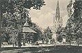 Linköping, borggården 1916.jpg