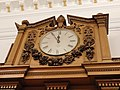 Linnean Society interior 08 - meeting room clock.jpg