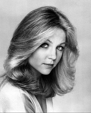 Lisa Hartman Black - Hartman in 1977.