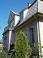 Listed Villa, balcony. - 37 Deák St., Eger, 2016 Hungary.jpg