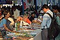 Little Magazine Stalls - 40th International Kolkata Book Fair - Milan Mela Complex - Kolkata 2016-02-04 0810.JPG