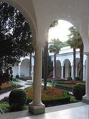 Livadiya Italian Court