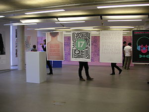 John Lennon Art and Design Building - Image: Liverpool Art & Design Academy Degree Show 01