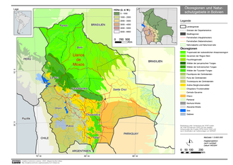 Llanos de Moxos - Llanos de Moxos in Bolivia.