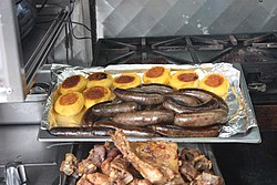 Llapingachos and chorizos.jpg