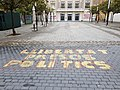Llibertad presos Politics - Straßenmalerei in Figueres - Sascha Grosser.jpg