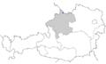 Location of Sankt Oswald bei Haslach (Austria, Oberoesterreich).png