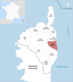 Locator map of Kanton Castagniccia.png