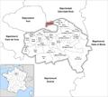 Locator map of Kanton Vincennes.png