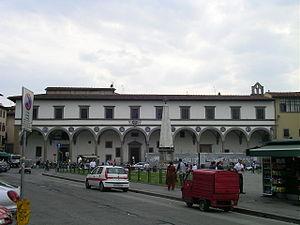 Museo Nazionale Alinari della Fotografia - Ospedale di San Paolo, which houses the museum