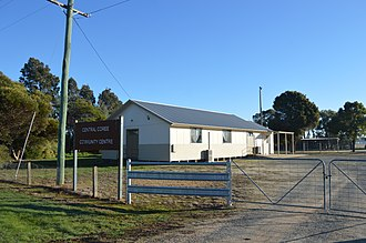 Logie Brae, New South Wales - Central Coree Community Centre at Logie Brae