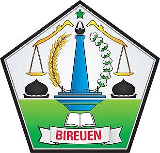 Bireuën Regency - Image: Logo Bireuen