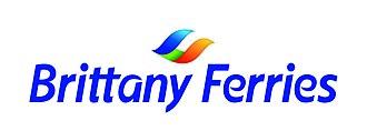 Brittany Ferries - Image: Logo bf original bloc marque