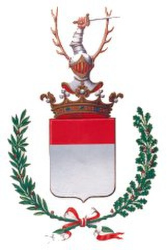 Crema, Lombardy - Image: Logo comune