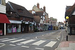 London Rd, Sevenoaks - geograph.org.uk - 857631.jpg