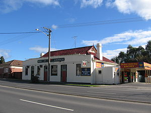 Long Gully, Victoria - Rose of Australia Hotel