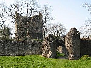 Longtown Castle - Image: Longtown Castle geograph.org.uk 392612