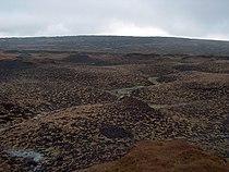 Looking east over Bleaklow - geograph.org.uk - 1745454.jpg