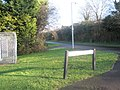 Looking from Blackberry Close into London Road - geograph.org.uk - 1609506.jpg