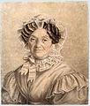 Louise von Lengefeld, Kreidezeichnung, um 1820.jpg