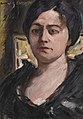 Lovis Corinth - Porträt Charlotte Corinth (1915).jpg