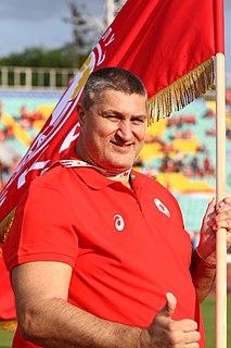 Lyubomir Ganev Bulgarian volleyball player