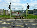 Ludgershall - Level Crossing - geograph.org.uk - 813182.jpg