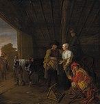 Ludolf Leendertsz. de Jongh - Paying the Hostess.jpg