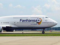 D-ABYO - B748 - Lufthansa