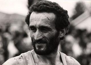 Luigi Zarcone Italian long-distance runners