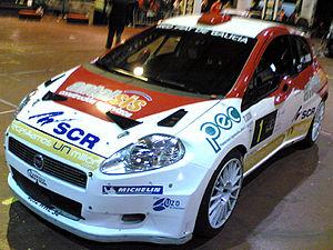 Luis Vilariño.Fiat Grande Punto S2000.jpg