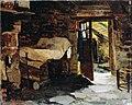 Lundahl, Bretagnelaisen talonpoikaistuvan sisäkuva.jpeg