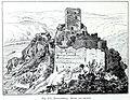 Luthmer V - 153 - Sterrenberg Ruine von Südost.jpg