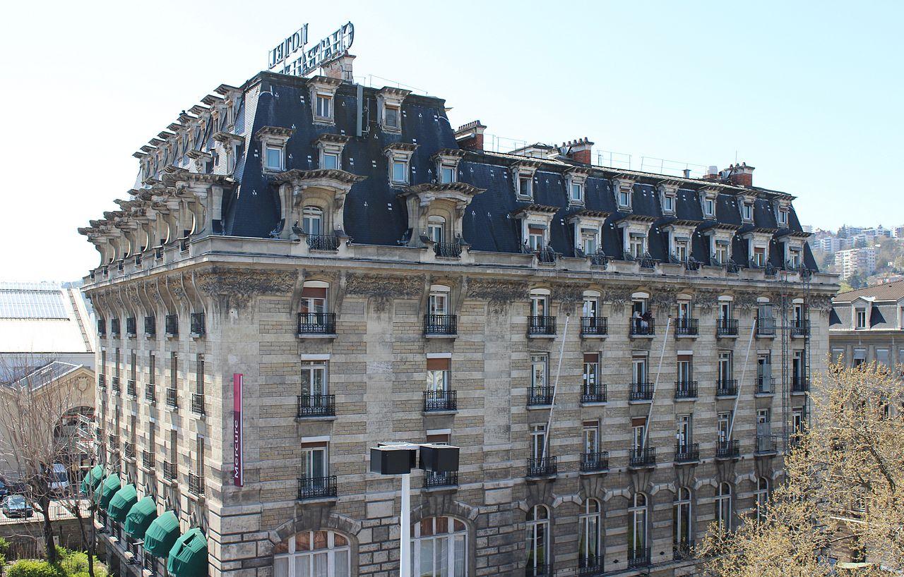 Hotel Lyon  Ef Bf Bdme Arrondibement