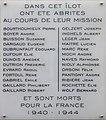 Lyon 3e - Plaque monument aux morts rue Villeroy (janv 2019).jpg