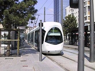 Lyon tramway - Line 1