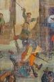Målning, Plundringen, oljemålning, okänd konstnär, detalj, 1600-tal - Skoklosters slott - 59335.tif