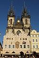 Městský dům - Týnská škola (Staré Město), Praha 1, Staroměstské nám. 14, Staré Město.JPG