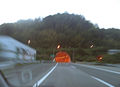 M.t Shibure Tunnel up line.jpg