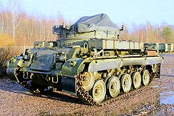 M42 Duster anti-aircraft tank (Bundeswehr).front side.JPG