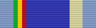 United Nations Medal - Image: MINUSMA Medal ribbon