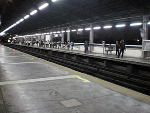MRT-3 Quezon Avenue Station Platform 2.jpg