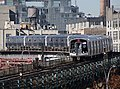 MTA NYC Subway J train arriving at Marcy Ave.jpg